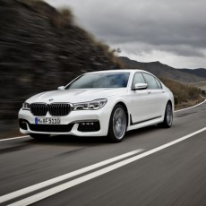 Sixth-generation Seven: BMW 7 Series First Drive Review