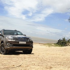 Fortuner Forays II: To the South and Back