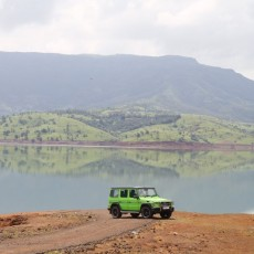 Green and Mean: Mercedes-AMG G 63 Road Test