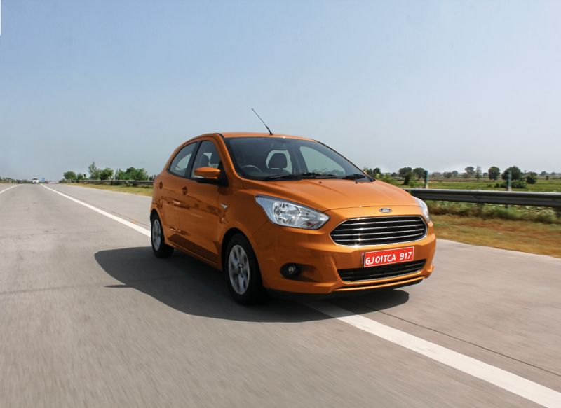 Home Run for the Blue Oval: Ford Figo First Drive Review