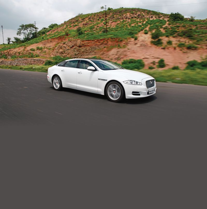 Luxury Optimised: Jaguar XJ L 2.0i Road Test Review