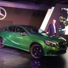 New Mercedes-Benz A-Class launched in India