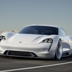 Porsche Mission-E Given Green Light