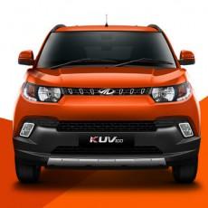 Mahindra launch the KUV100