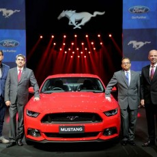 Ford brings the iconic Mustang to India