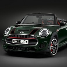 MINI John Cooper Works Convertible Arrives