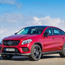 Mercedes-Benz GLE 450 AMG 4MATIC Coupé launched in India