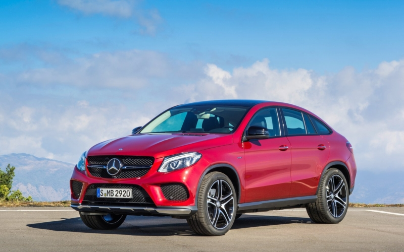 Mercedes benz gle 450 amg 4matic coup launched in india for Mercedes benz gle 450 4matic