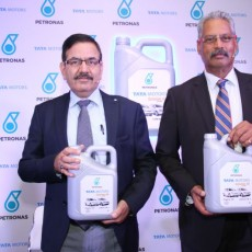 Tata Motors Join Hands with Petronas International
