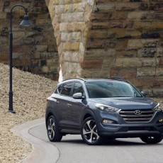 The Tucson is Back!: Auto Expo 2016 Special