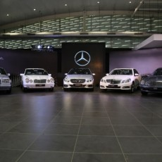 Mercedes-Benz launch new 'Edition E' sedan