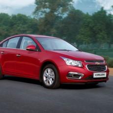 Chevrolet launch new Cruze facelift