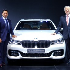 Auto Expo 2016: BMW Launch the New X1 and 7 Series