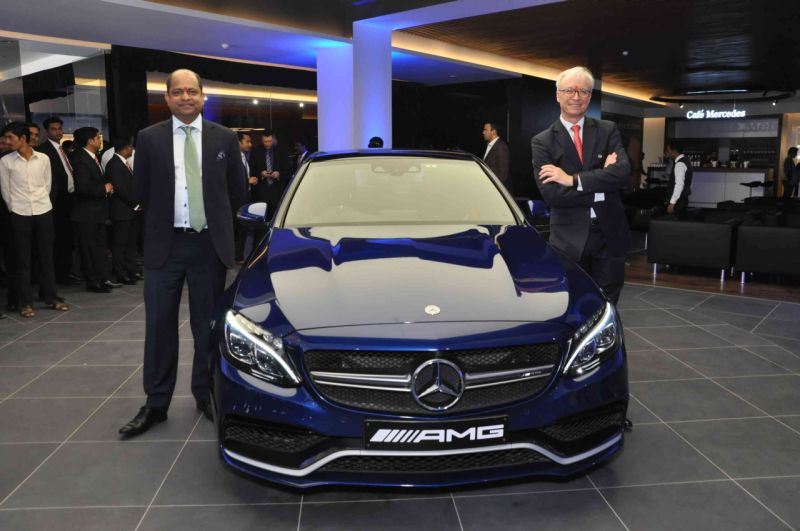 Mercedes benz inaugurate new dealership in pune car india for Mercedes benz dealers in maryland