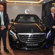 Mercedes-Benz inaugurate new dealership in Pune