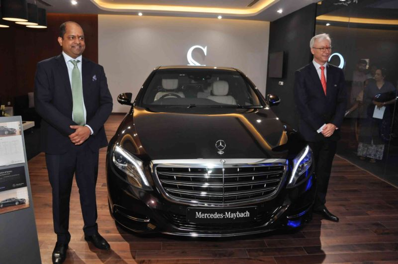 Mercedes benz inaugurate new dealership in pune car india for Mercedes benz dealers in md