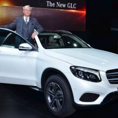 Auto Expo 2016: Mercedes GLC and S Cabriolet arrive