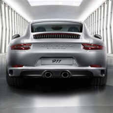 New Porsche 911 Goes on Sale