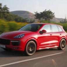 Red Hot Chili Pepper: Porsche Cayenne GTS First Drive