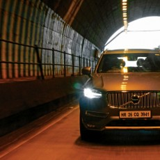 BY THE HAMMER OF THOR: Volvo XC90 D5 AWD Road Test