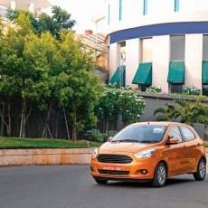 Ford Figo Automatic Road Test Review: Figo-r It Out