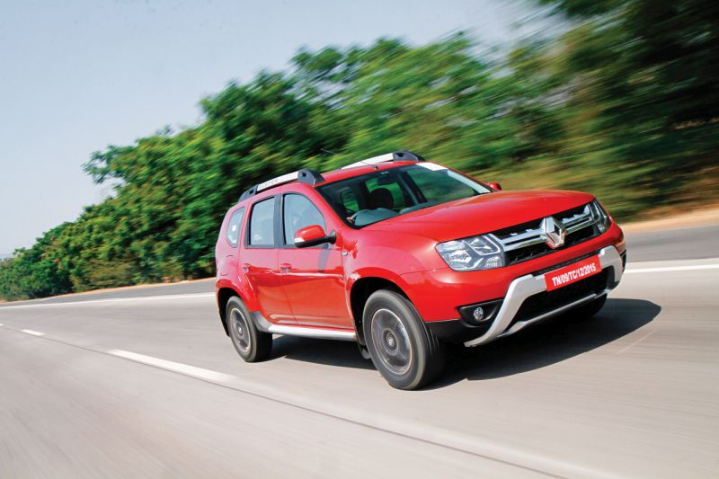renault duster amt first drive review kicking up new dust car india india 39 s leading. Black Bedroom Furniture Sets. Home Design Ideas