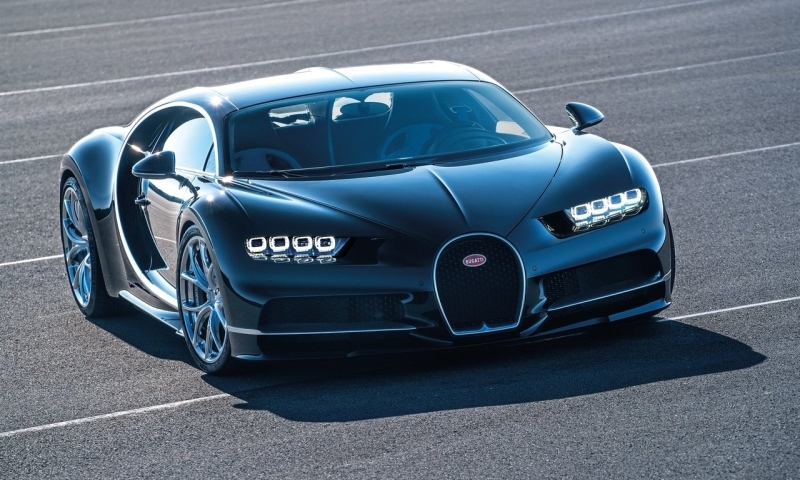 Bugatti Chiron 16 Things You Need To Know Car India