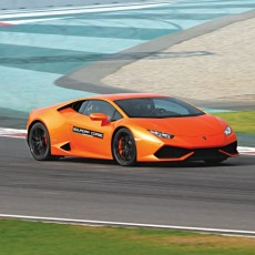Lamborghini Huracán LP 610-4 First Drive Review – Pushing The Limits