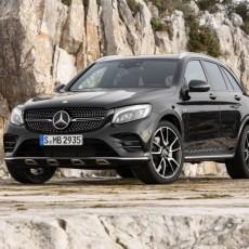 Mercedes-AMG GLC and E 43 4MATIC revealed