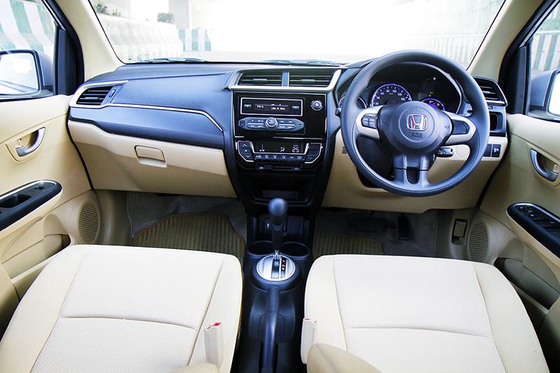 New Honda Amaze Cvt First Drive Review Car India India