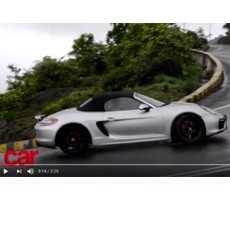 Porsche Boxster GTS Car India review