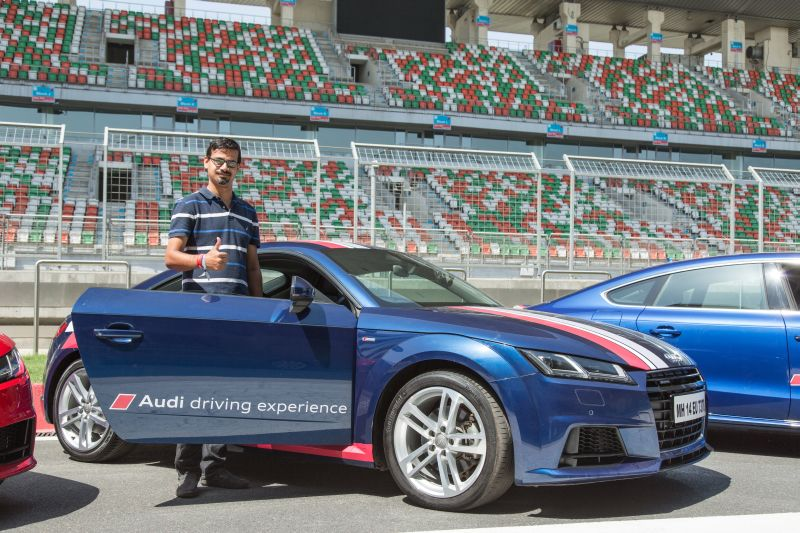 Audi Sportscar Experience A Day of Thunder (2)