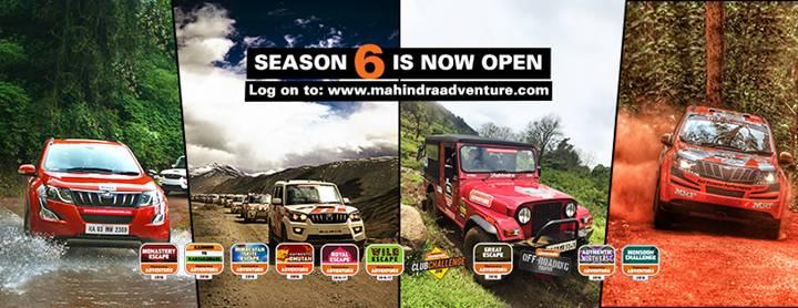 Mahindra Adventure Season 6