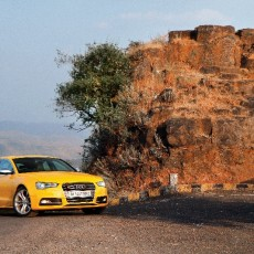 Road Test Review Audi S5: Back That S Up