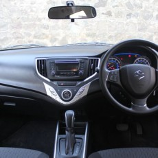 Road Test Review Maruti Suzuki Baleno CVT: Conveniently Variable Transmission