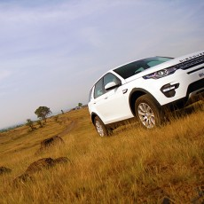 Land Rover Discovery Sport Road Test Review