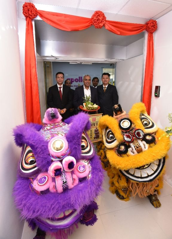 Apollo Tyres set up office in Malaysia