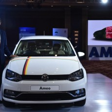 VW launch Ameo mobile app