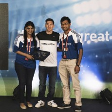 11 Tata Tiago owners meet Leo Messi