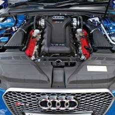 The Day Has Come: Goodbye Audi RS 5 and 4.2 V8