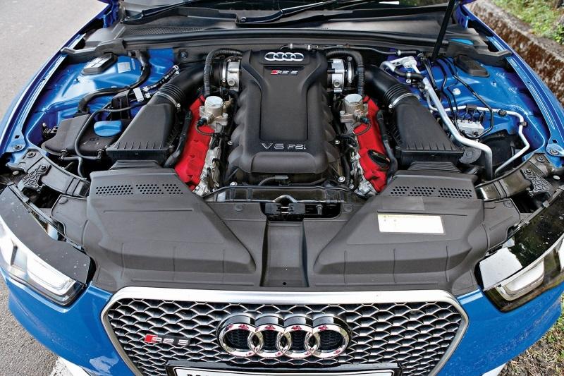 Audi RS 5 4.2 V8 FSI web