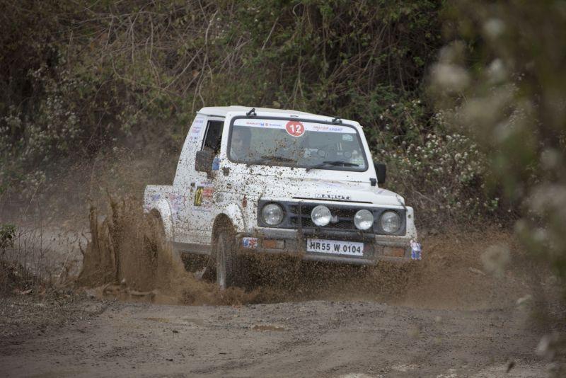 The Maruti Suzuki National Super League TSD Rally heads to Pune