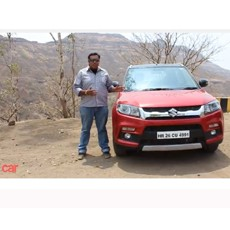 Maruti Suzuki Vitara Brezza Car India review