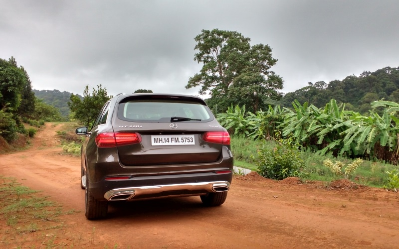 Mercedes benz glc first drive review car india india 39 s for Mercedes benz suv india
