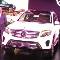Mercedes-Benz GLS-Class launched