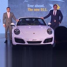 New Porsche 911 991.II Launched in India