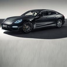 New Porsche Panamera Makes Global Début
