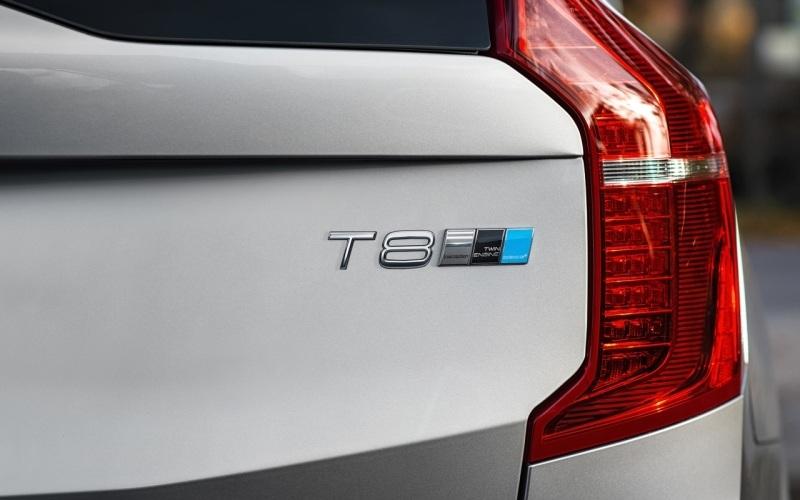 Volvo XC90 T8 Polestar – High-performance Hybrid