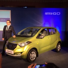 Datsun launch new Redi-GO in India