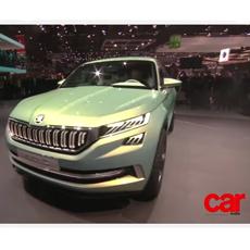 Škoda @ Geneva 2016 Car India